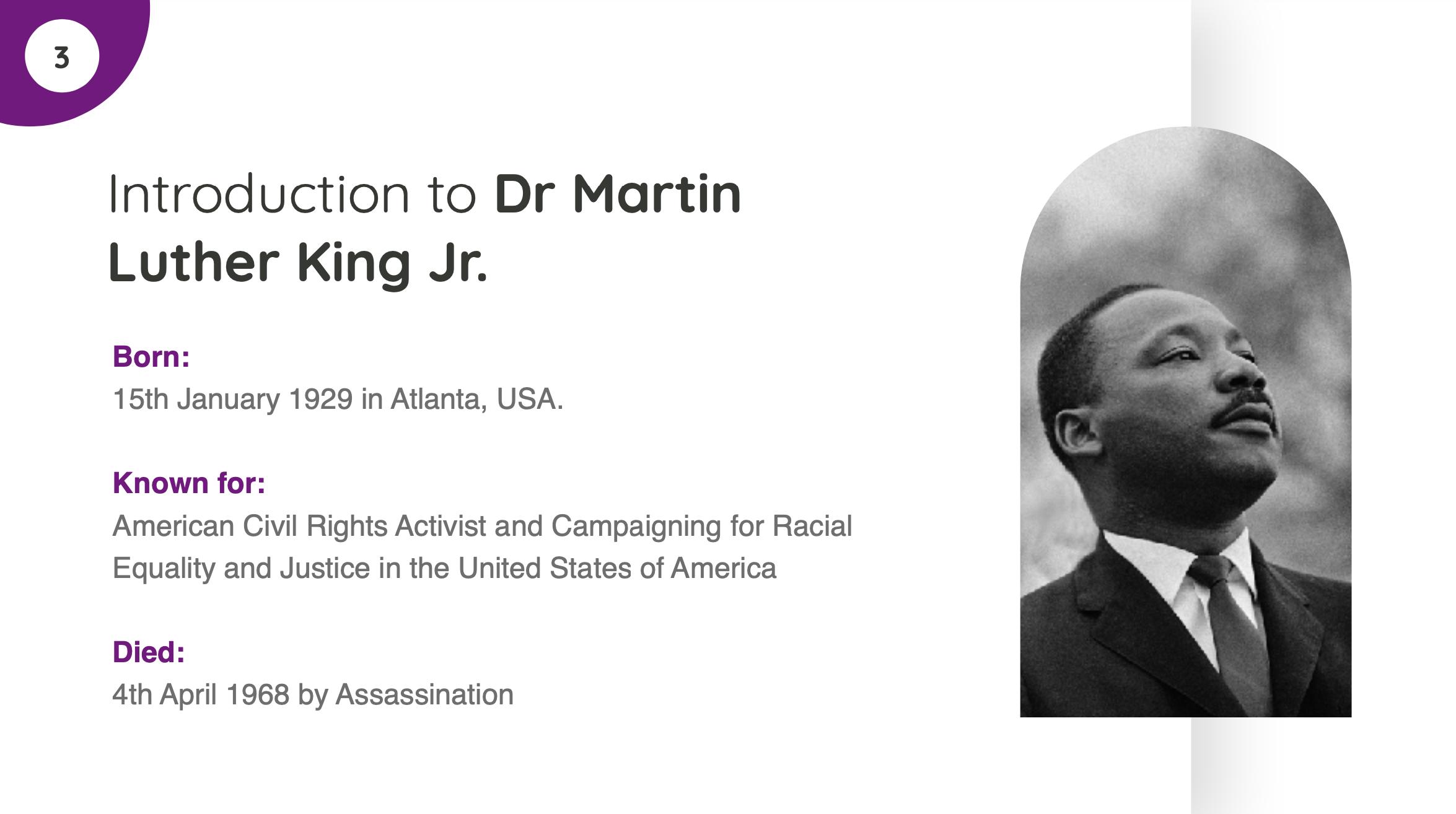 MLK Activity Pack