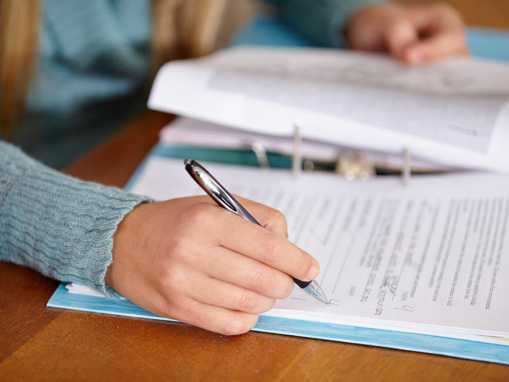 Most schools to rely on exam-style papers in GCSE and A-level grading this year, survey suggests