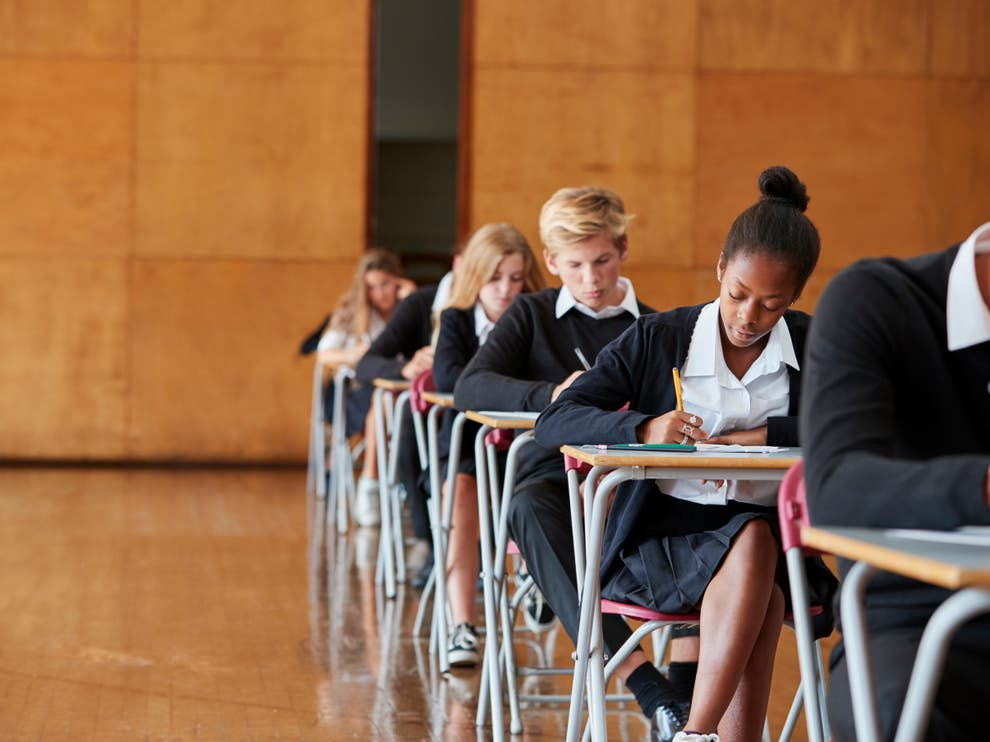 Less focus on end-of-year exams could be fairer way to assess students, former Ofqual chief executive says