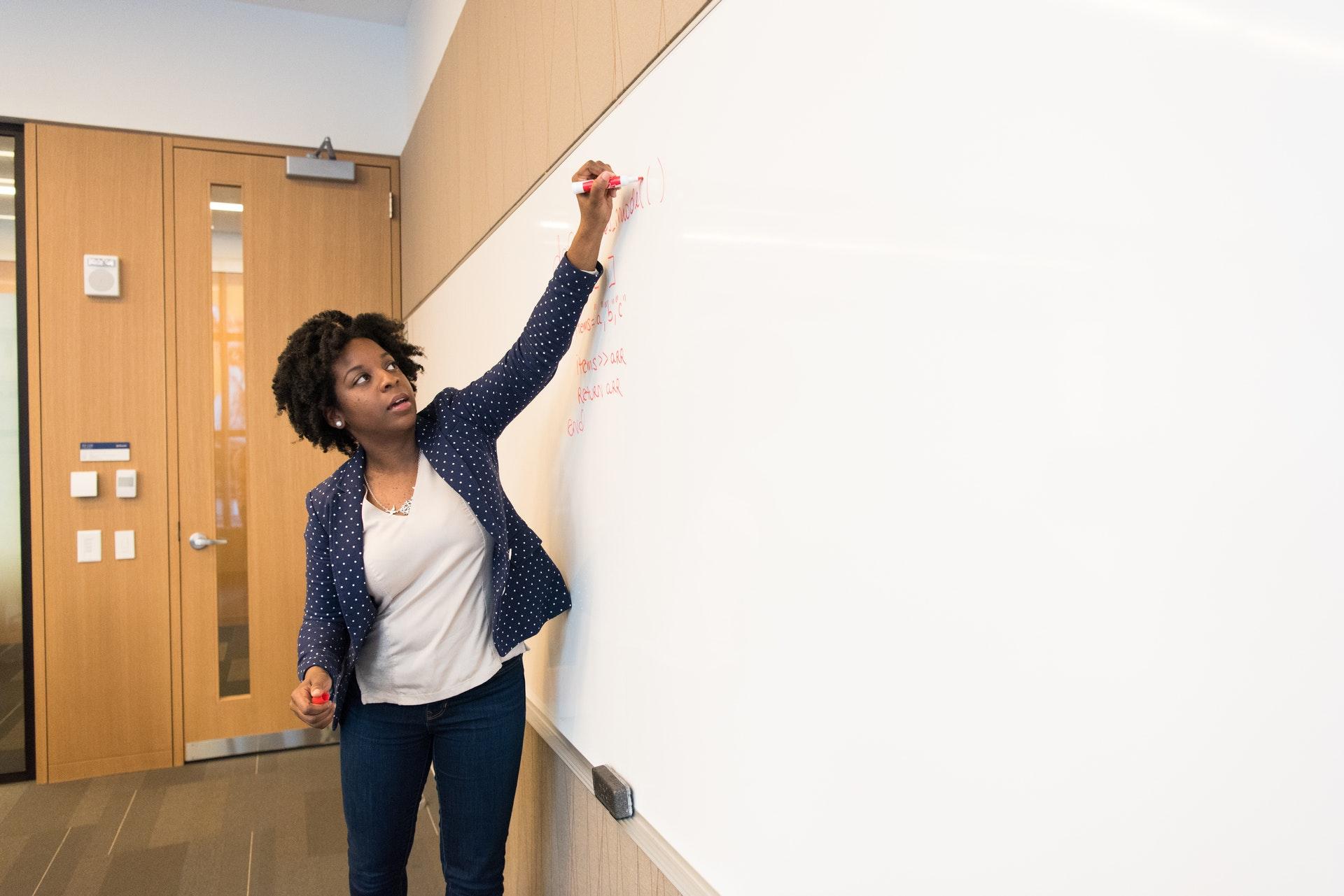 Why Teachers Should Take a Step Back