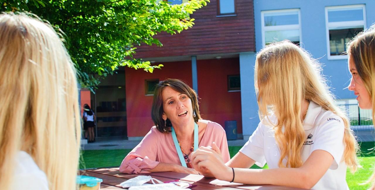 PBIS principal Niki Meehan on how to build an inspirational community