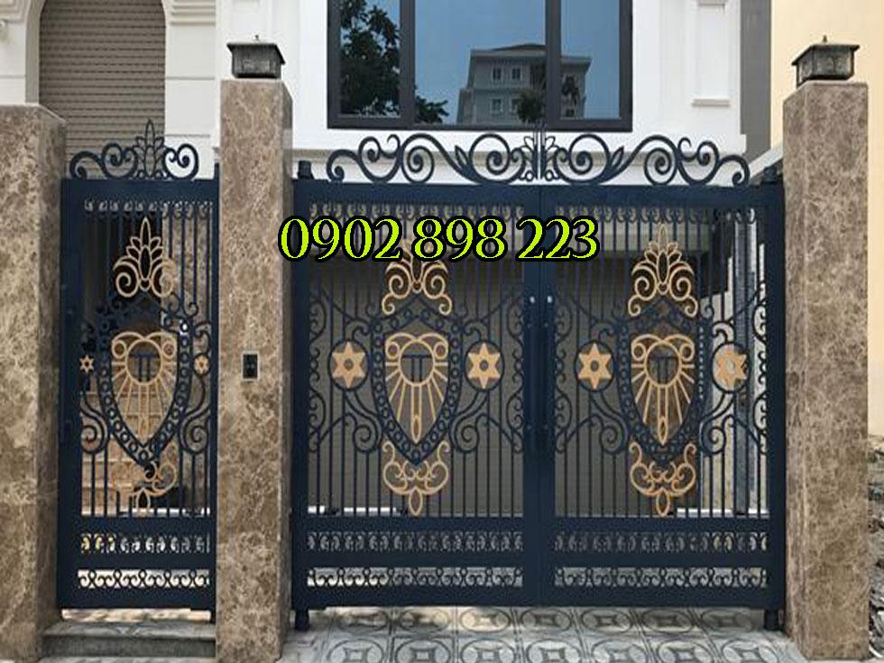 TOP 797 + Mẫu Cổng Sắt Đẹp 2021 | Báo Giá Cửa Cổng Sắt , Cửa Cổng Sắt Mỹ Nghệ Thuật