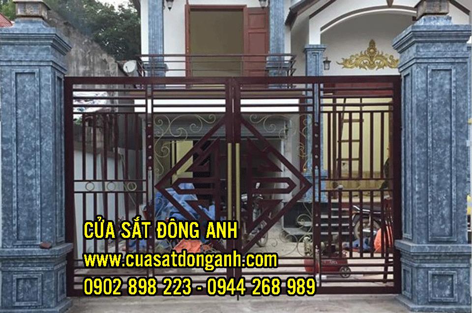 Đơn vị thi công lắp đặt cung cấp thợ làm cửa cổng sắt mỹ nghệ, mỹ thuật giá rẻ tại Thủ Đức