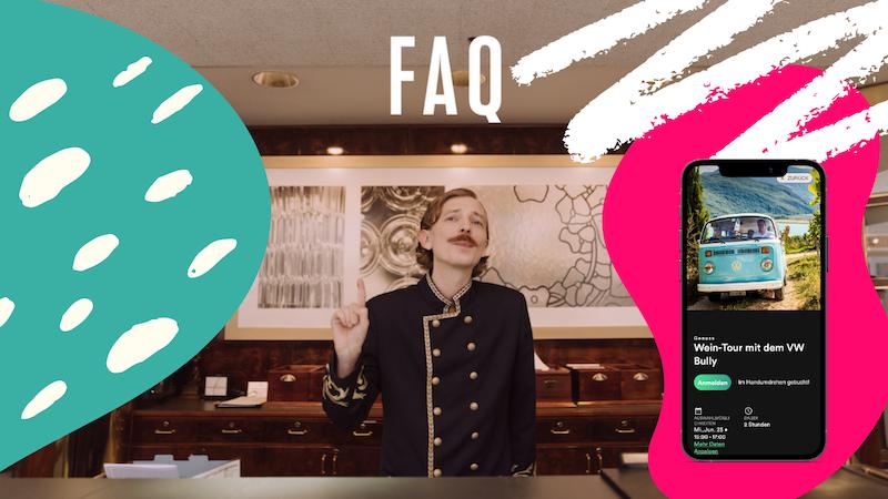 FAQ - für Giggle.tips Gastgeber und Nutzer 💡