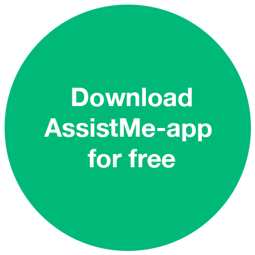 image circle download assistme app for free