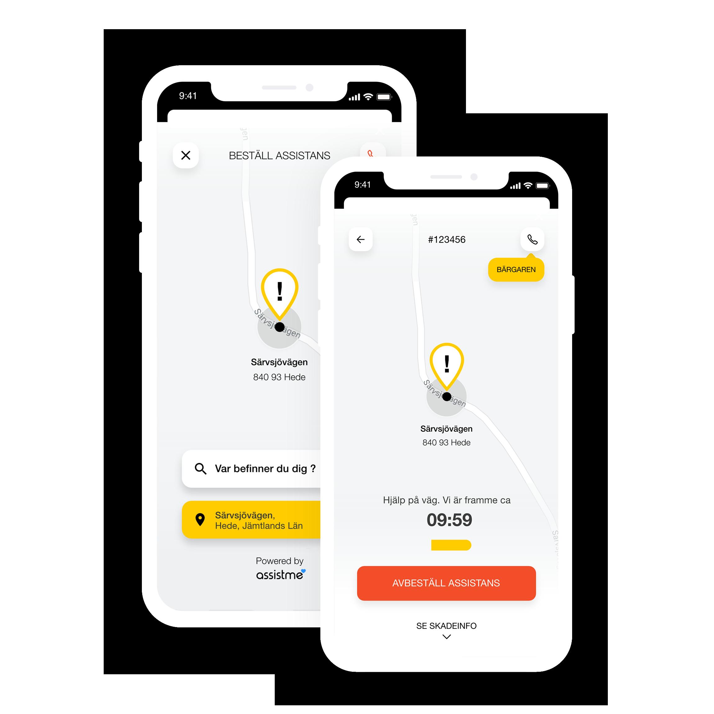 AssistMe SDK Partner app