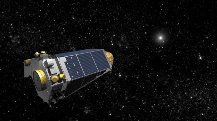 Image of Kepler Space Telescope animation NASA, Image Credit: Bussinessinsider.com