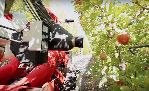 Image Courtesy:  The African Agribusiness Magazine How Abundant Robotics, Inc. is Changing Agribusiness - Think AgriBusiness