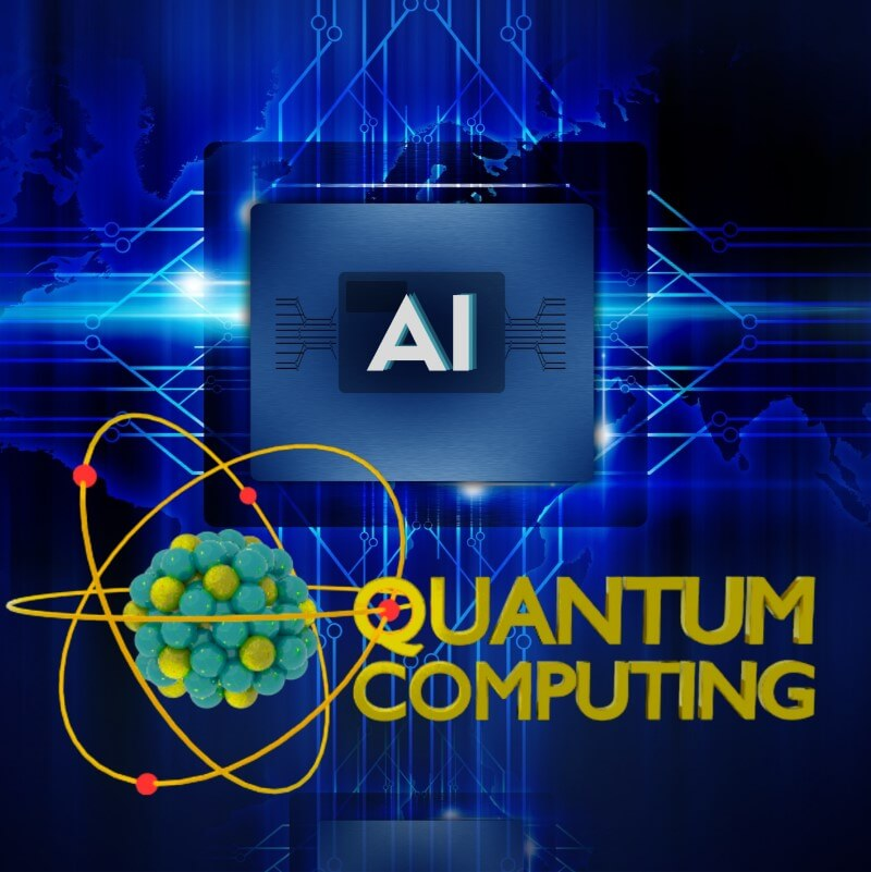 Quantum Computing and AI - A Power Couple?