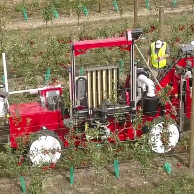 Farming with Robots