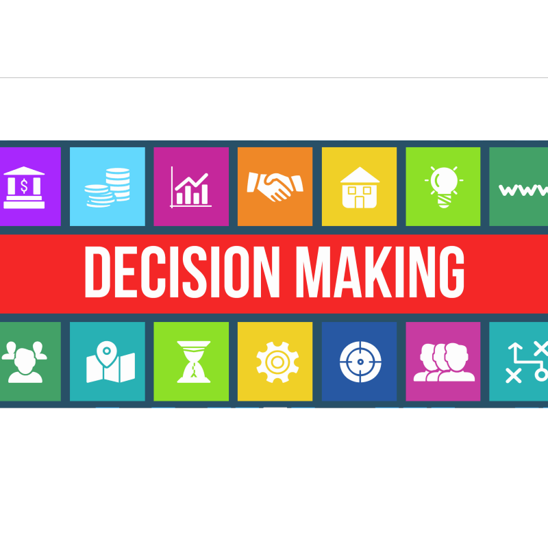 Decision Making with Artificial Intelligence