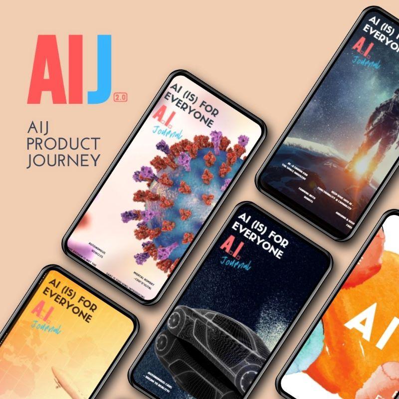 AIJ Product Journey