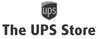 Client logo - The UPS Store.