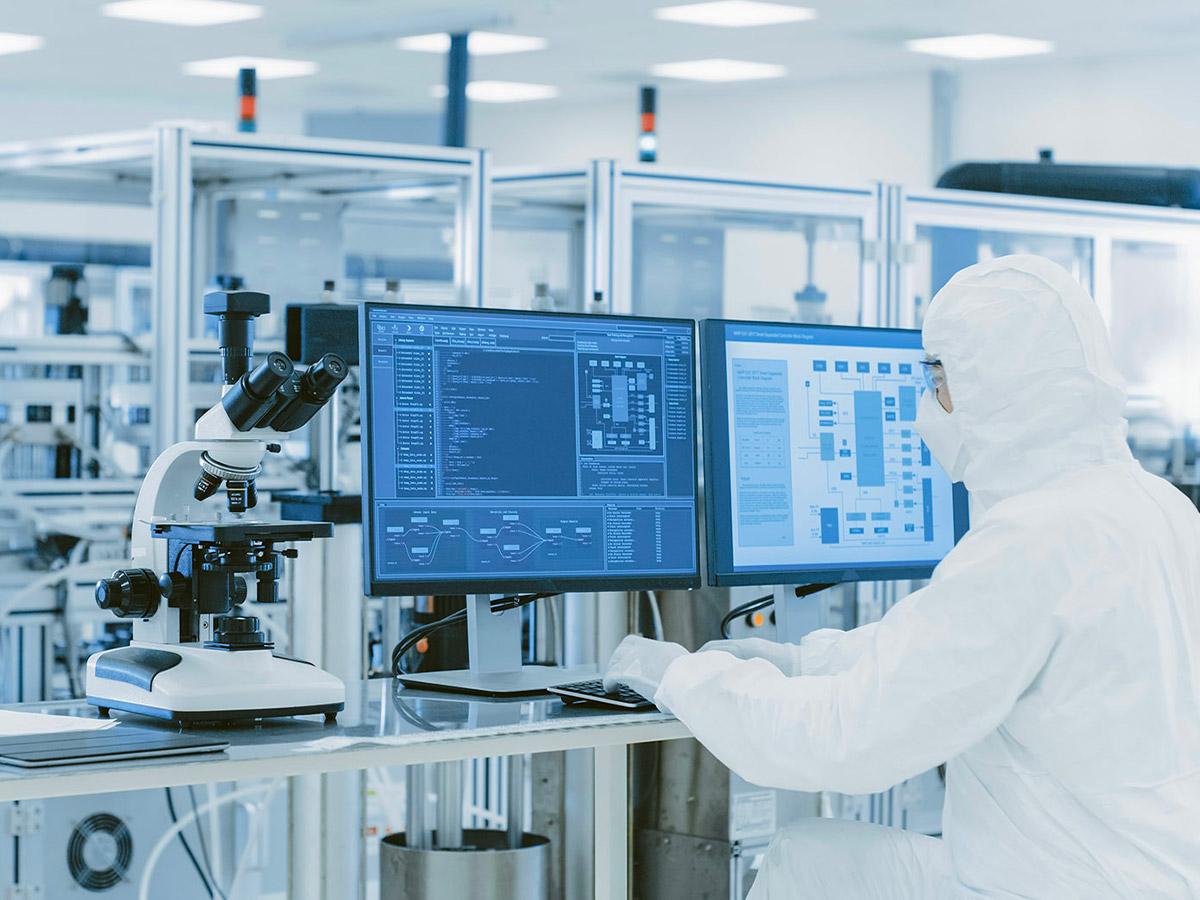 Intelligente Laborsysteme für bessere Arbeit.