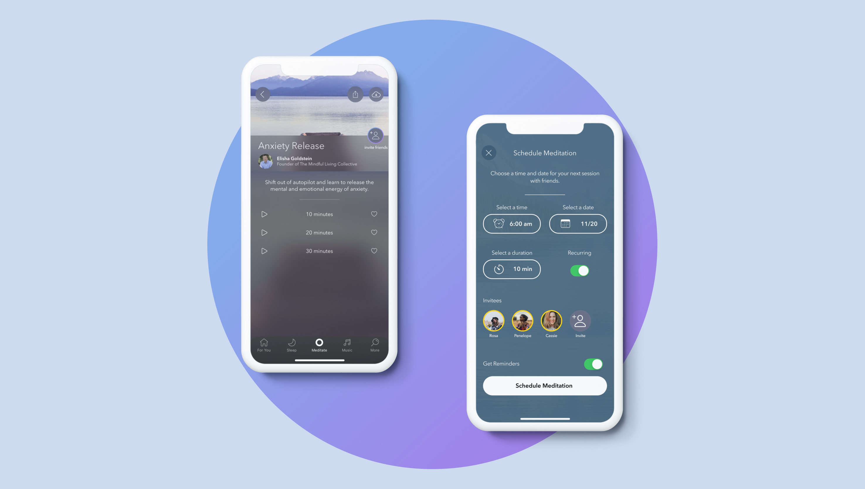 Inkling mobile screens