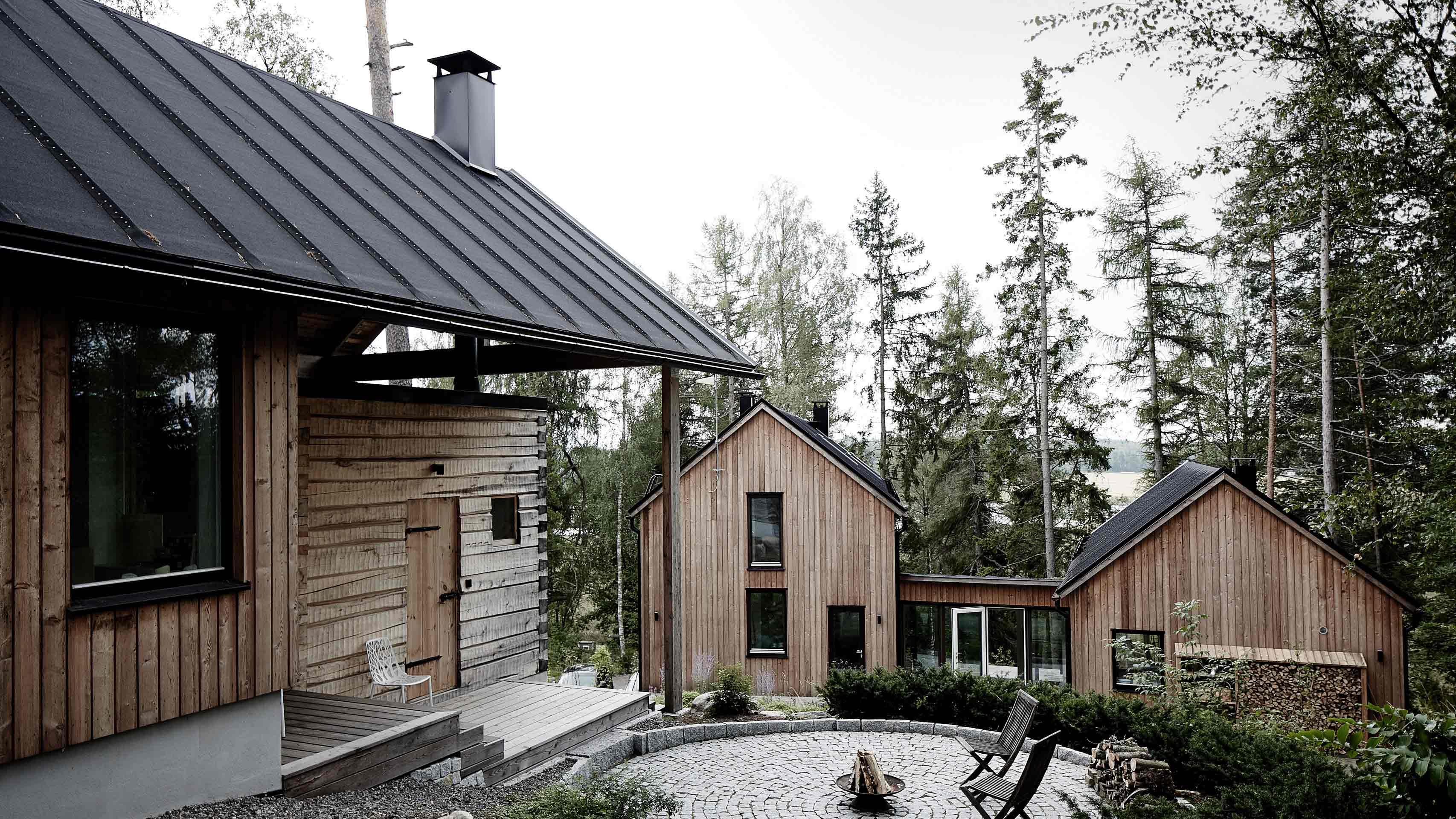 Puutalo ja työtilat | Villa-Huilaus Kaarinaan