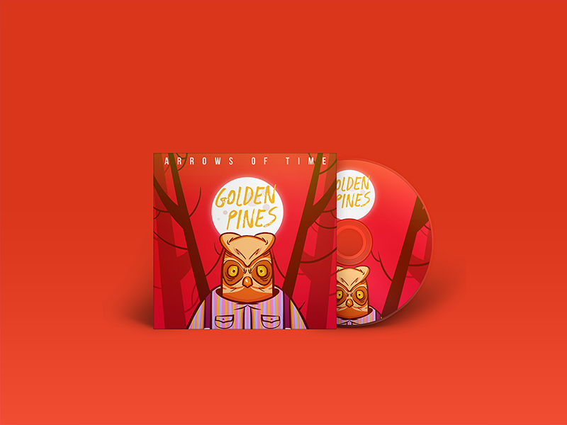 Arrows Of Time – Golden Pines EP