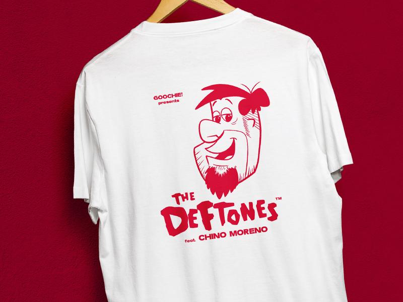 The Deftones t-shirt