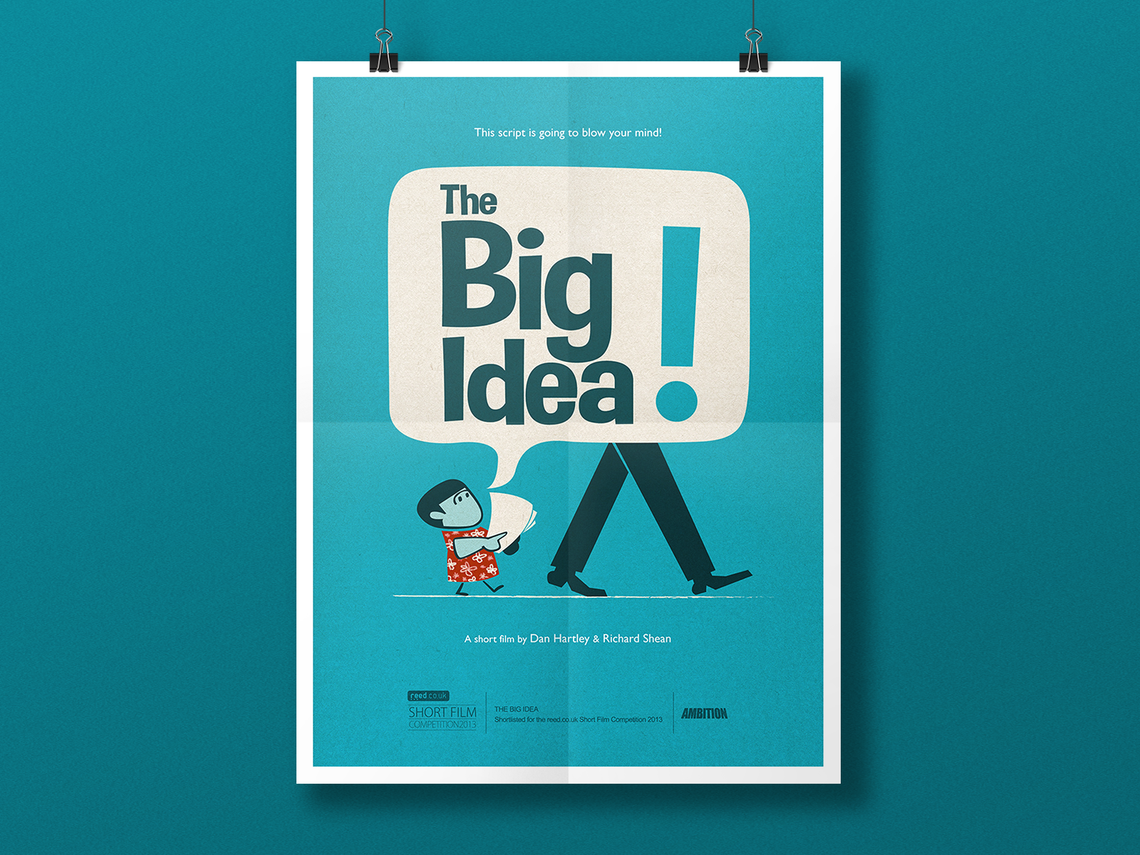 reed.co.uk Short Film Posters (02)