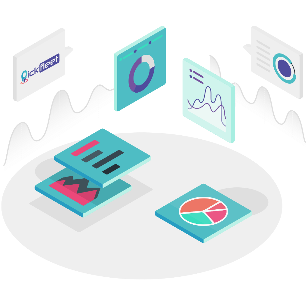 Full visibility and control with easy task management, real-time tracking, auto-assignment, KPI monitoring, analytics and much more.
