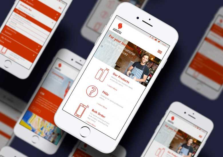 Creative Digital Branding Design agency in Dubai - UAE and London - UK.