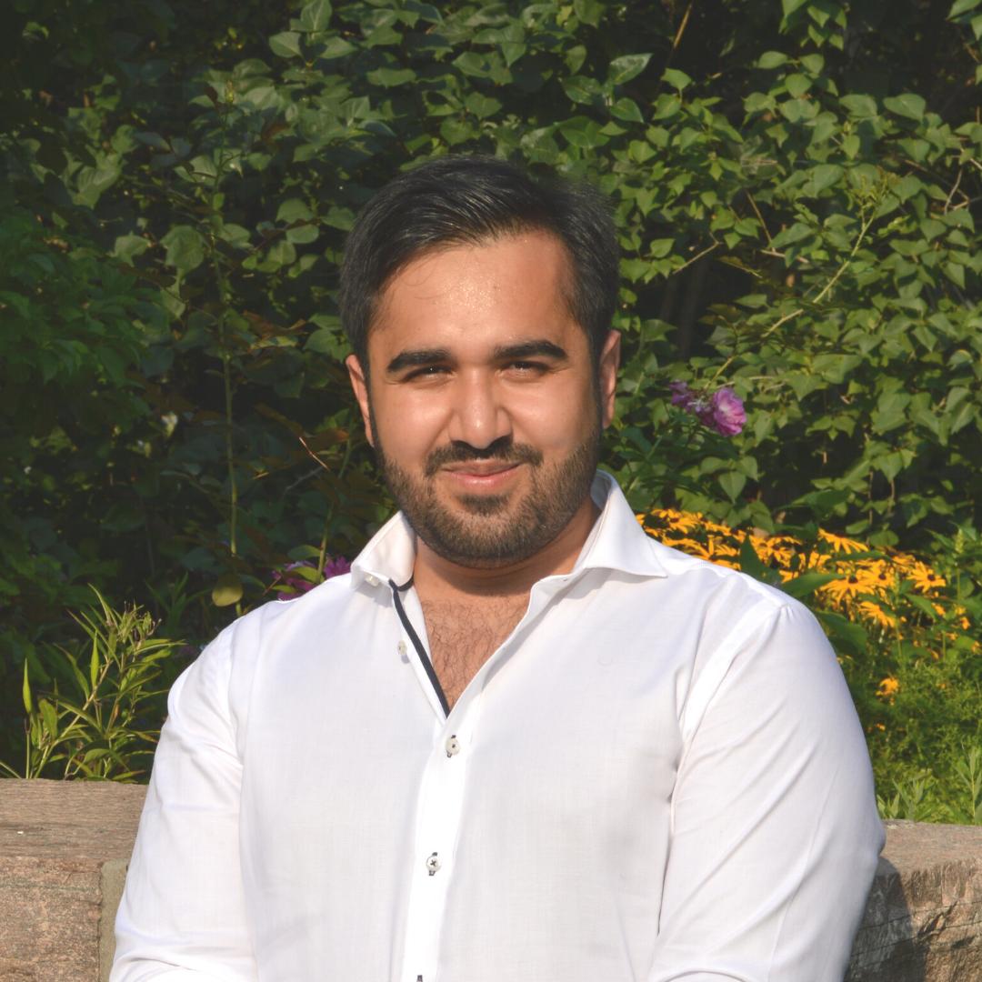 Hamza Farooq CTO of BioBox Analytics