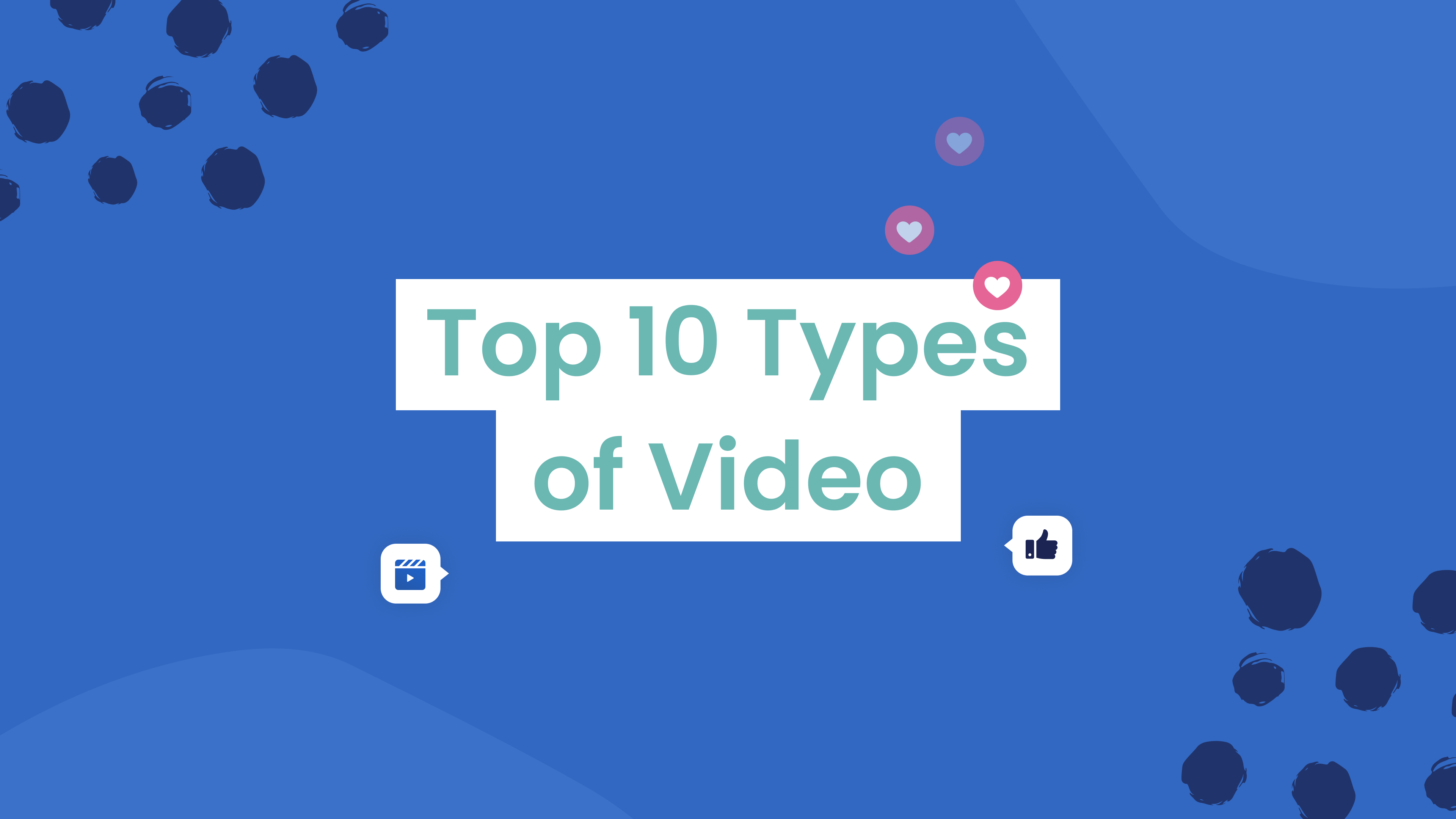 The Top 10 Types of Video in 2021