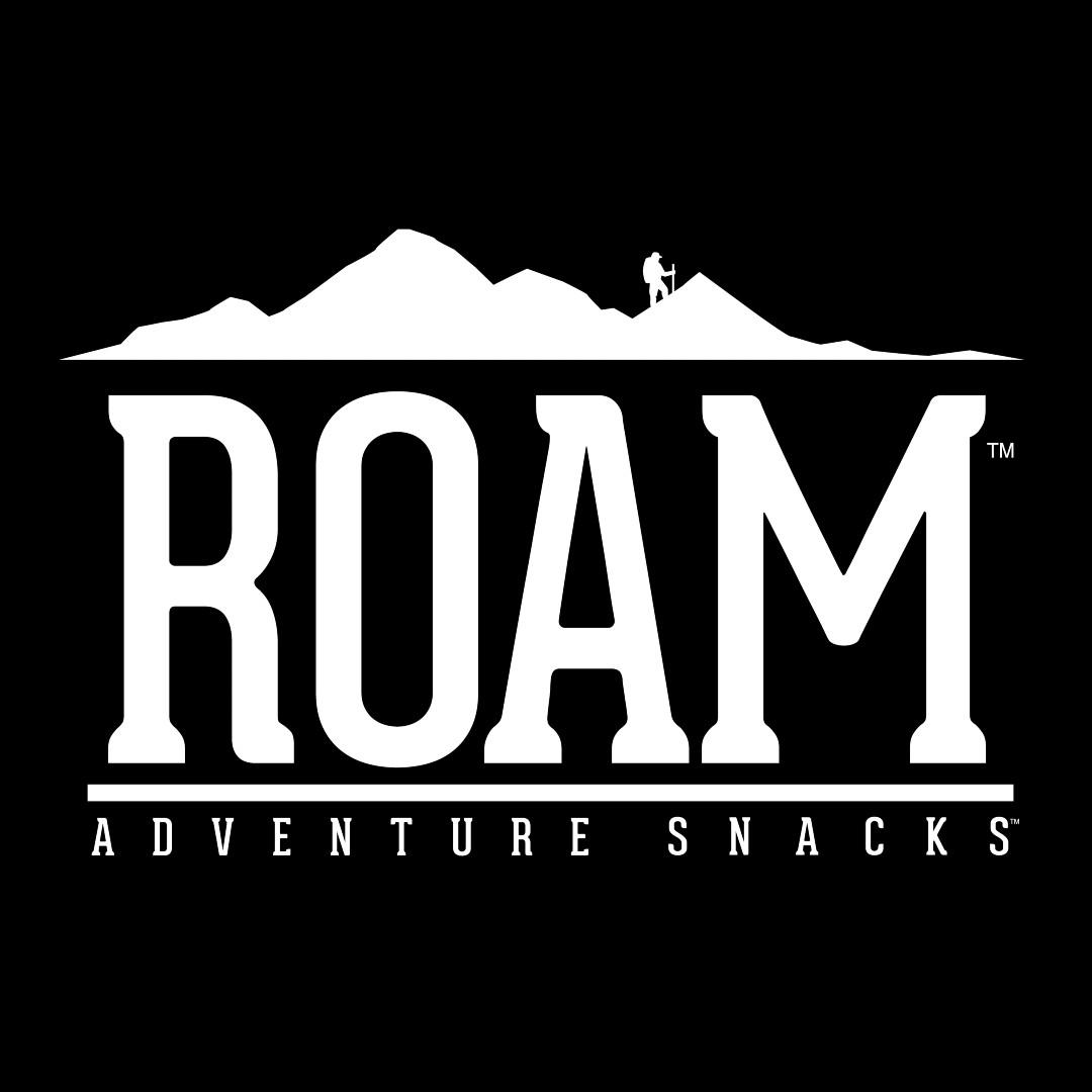 ROAM Snacks logo