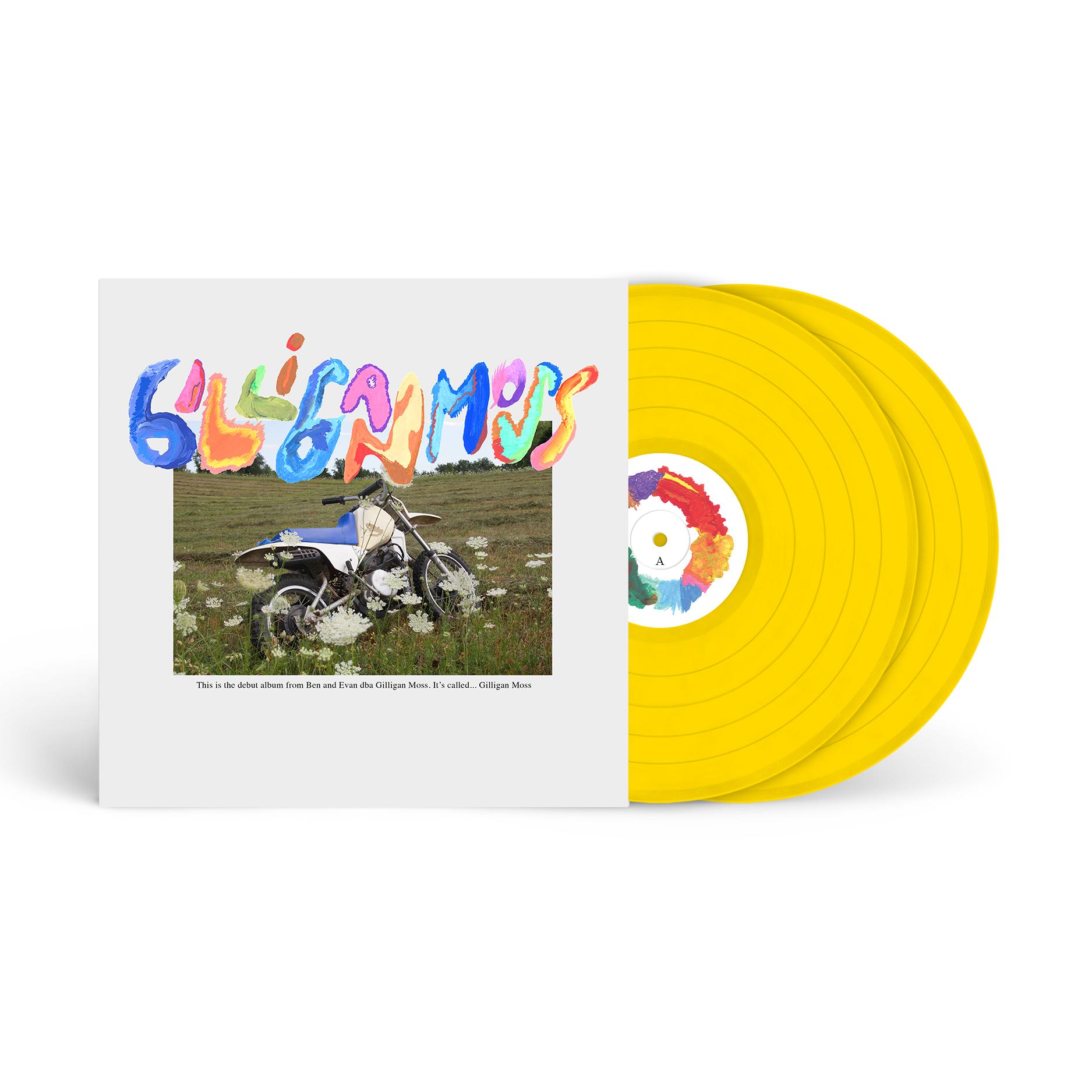 Gilligan Moss - The Debut Album