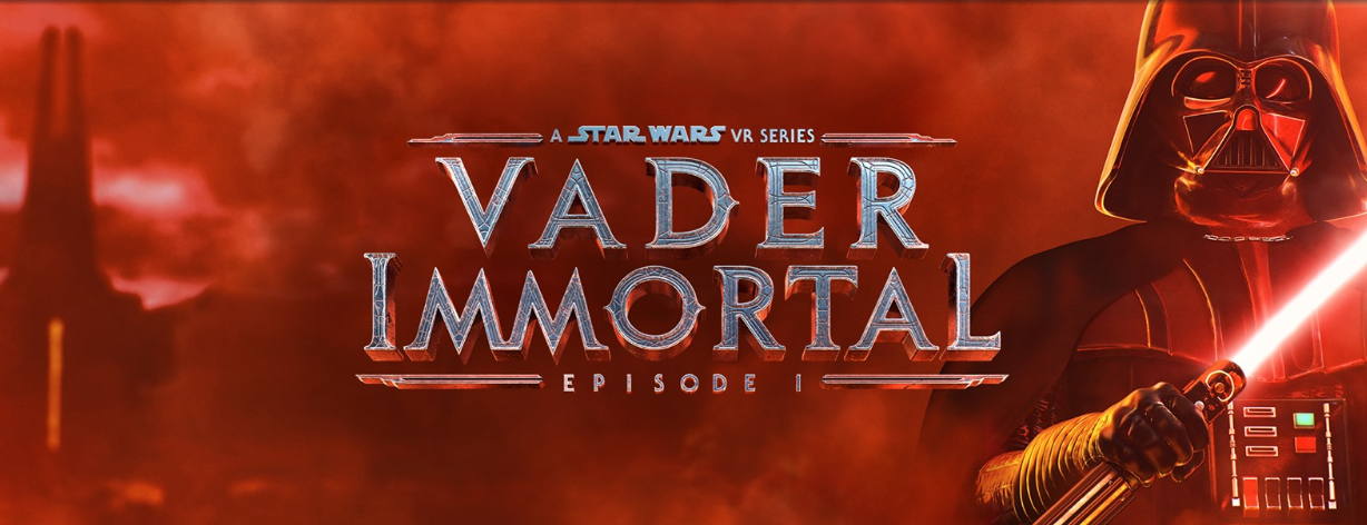 """r/virtualreality - VR Noobs, Vader Immortal is the """"game"""" to help you get over VR motion sickness"""