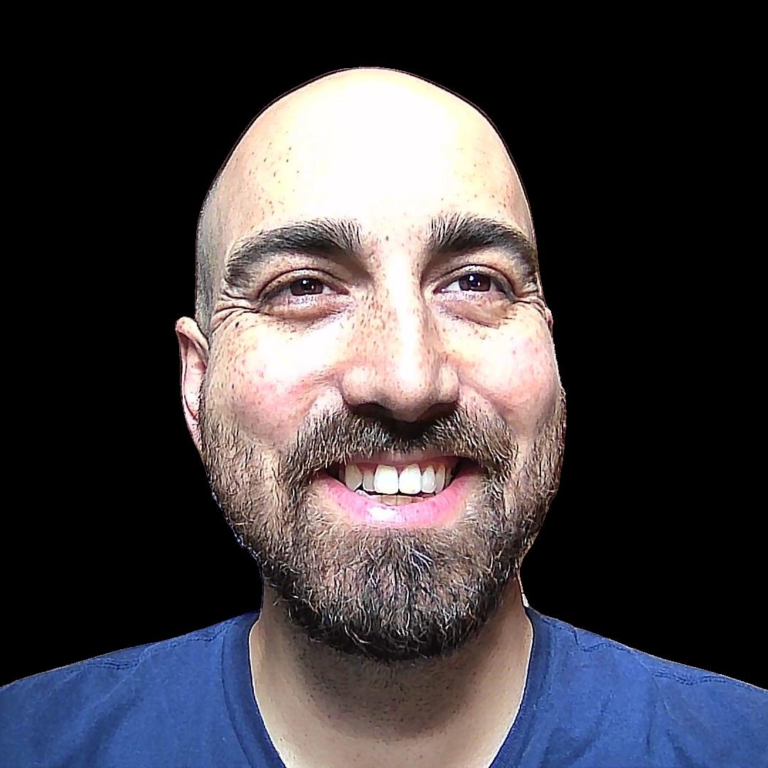 Daniel Sisson Headshot