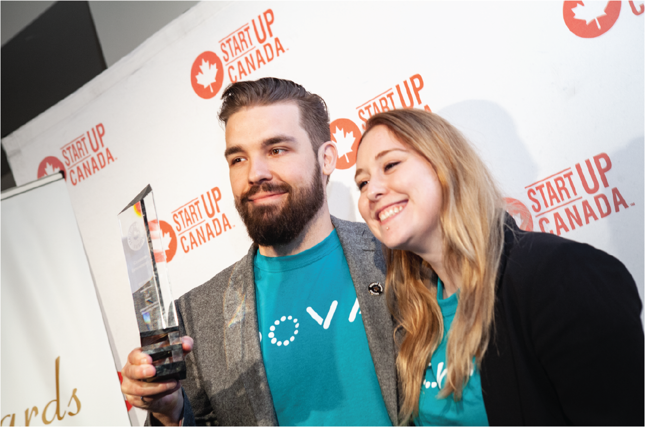 Local startups honoured with awards