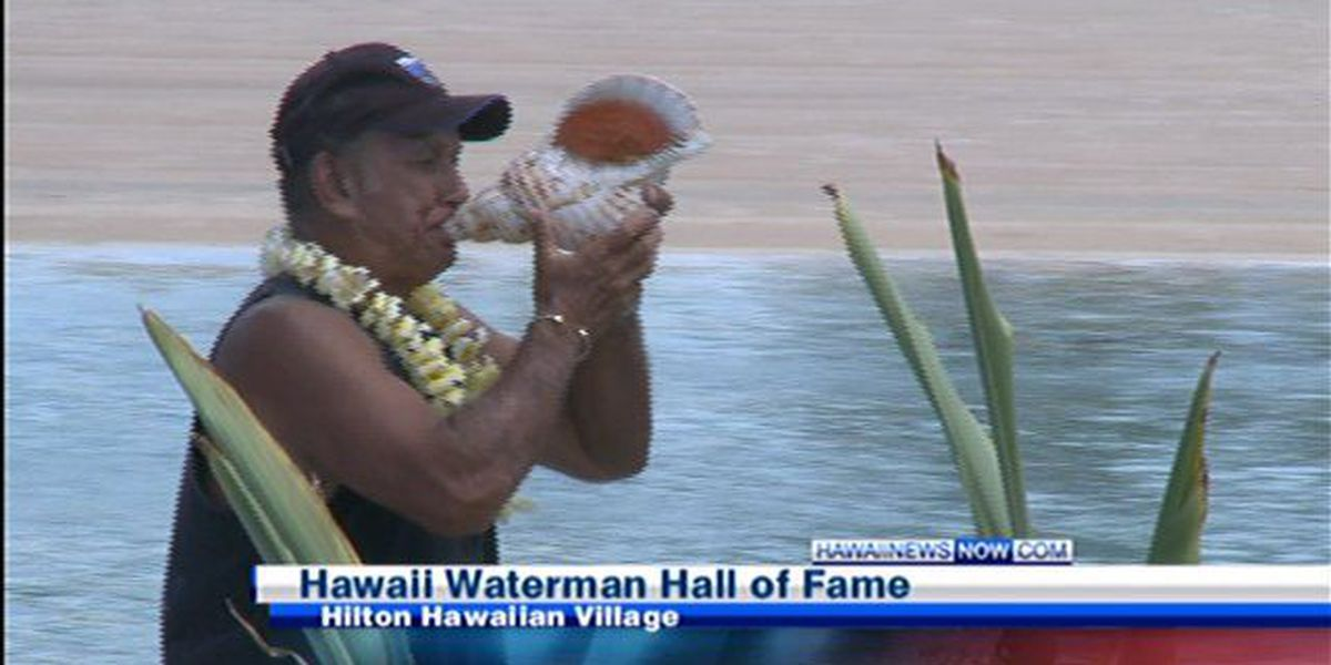 Duke Foundation Launches Hawaii's First Waterman Hall of Fame