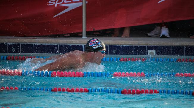 Grantee, Kamehameha Swim Club, Competes in Florida