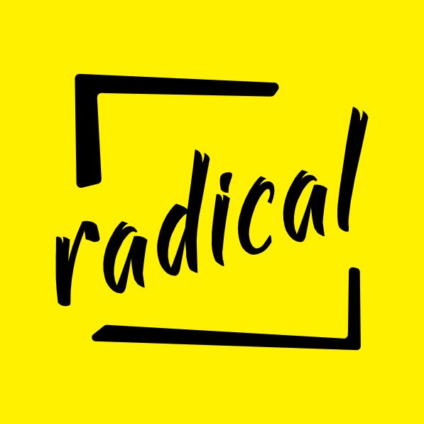 Radical Logo - yellow