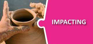 Impacting Dimension of the Radical Purpose Framework graphic