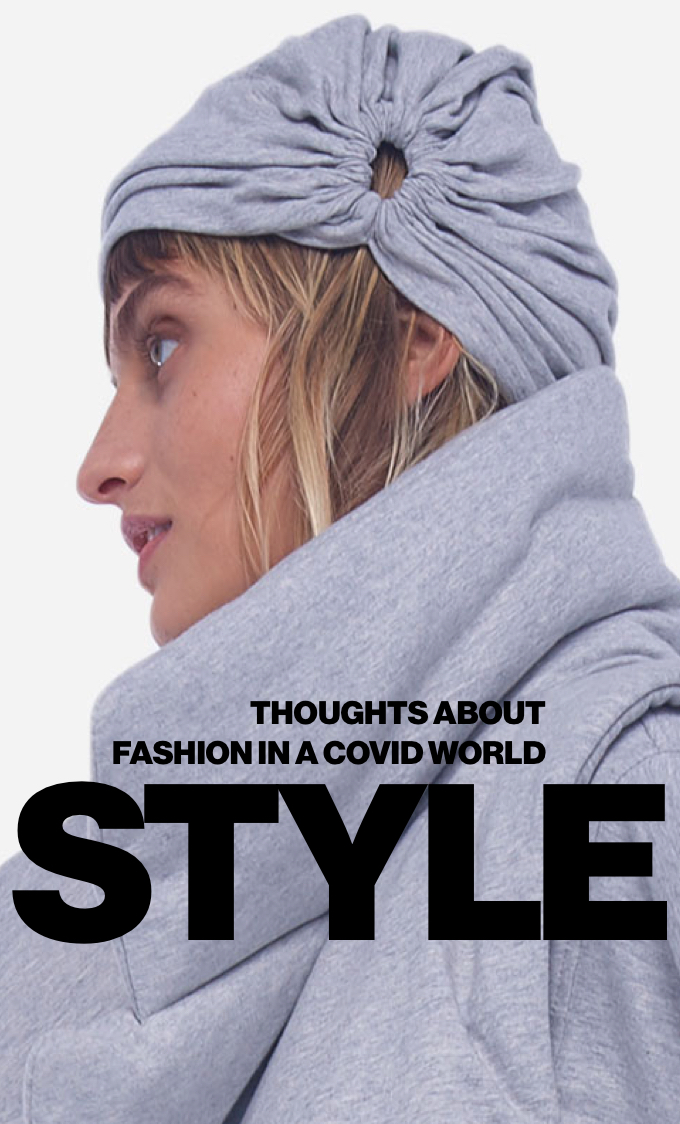 Thoughts About Fashion In A COVID World