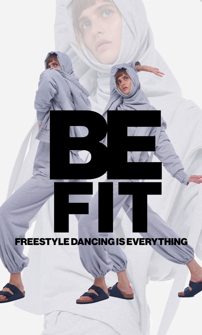 Freestyle Dancing Is Everything