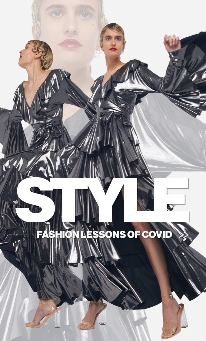 Fashion Lessons Of COVID 19