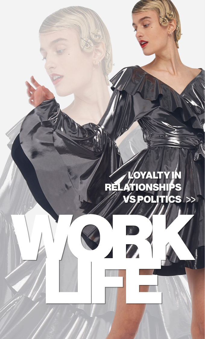 How Important Is Loyalty In Relationships Vs Political Convictions