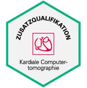 Zusatzqualifikation Kardiale Computertomographie