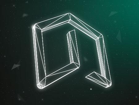 Das neue Lock Book Logo als 3D Ansicht