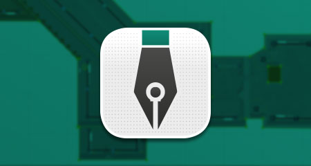 Icon 'Einfach Dächer plannen mit  Lock Book Draw'