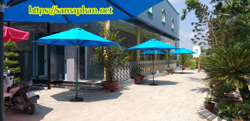 Bán Dù Che Quán Cafe, Dù Lệch Tâm Quán Cafe, Dù Đứng Tâm giá rẻ tại Quận 10 Huyện Củ Chi
