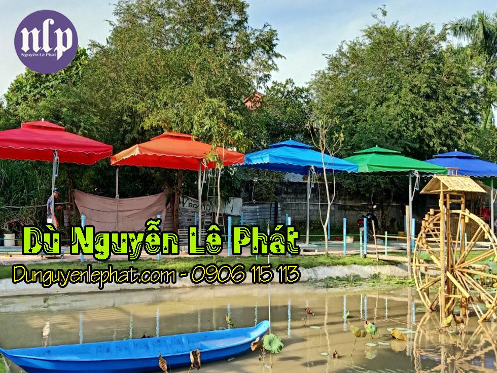 Dù Che Nắng Mưa ngoài Trời giá rẻ - Dù Nguyễn Lê Phát
