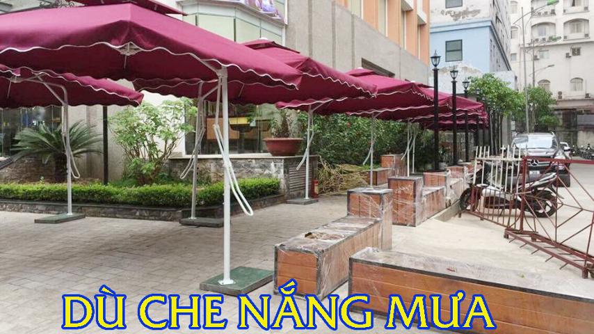 Địa Chỉ Bán Ô Dù Che Nắng Ngoài Trời Bán Cafe tại Hà Nam, Dù Che Mưa Ngoài Trời Hà Nam