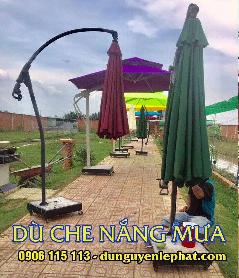 Dù Che Nắng Mưa tại Thái Bình Ninh Bình Giá Rẻ, Dù Che Ngoài Trời Bán Hàng Cafe Giá Rẻ