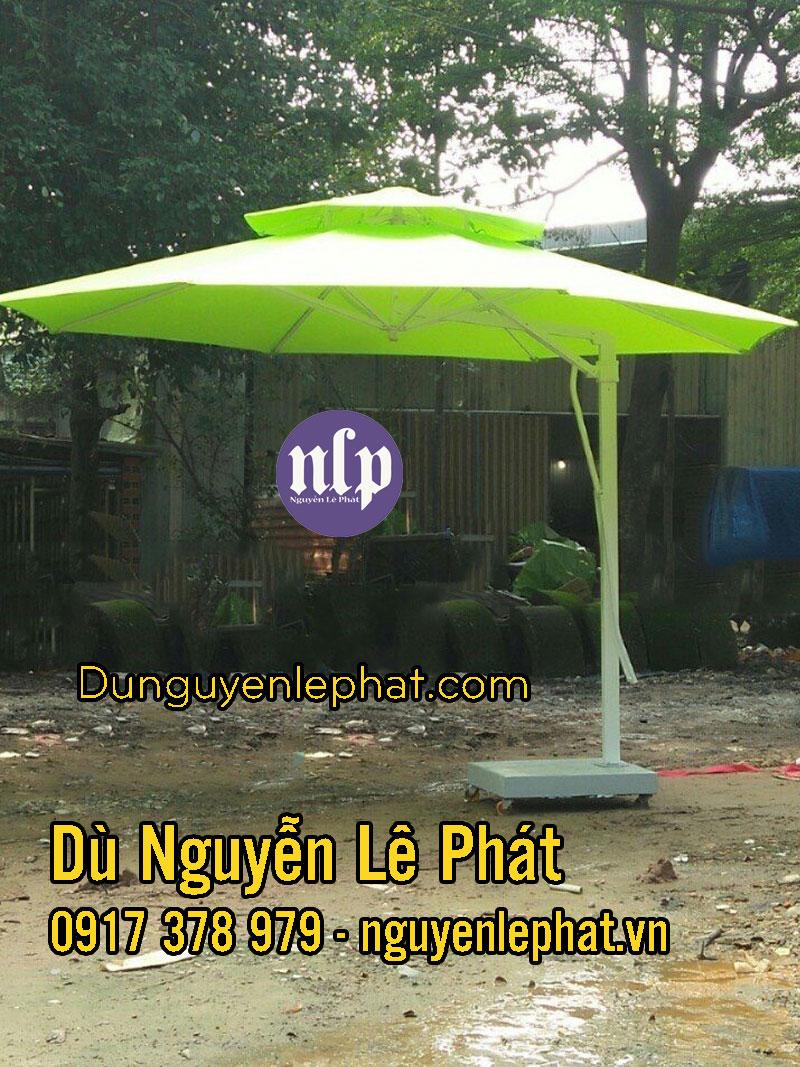 Cơ sở Bán Ô Dù Che Quán Cafe Ngoài Trời tại Đà Nẵng Giá Rẻ Đẹp - Dù Che Cà Phê