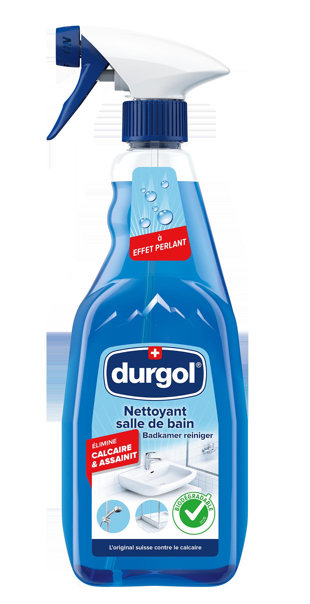 Sprayfles durgol badkamer-reiniger