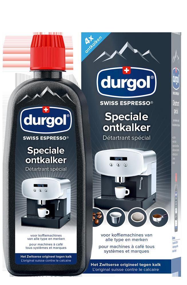 durgol swiss espresso 500 ml fles en verpakking